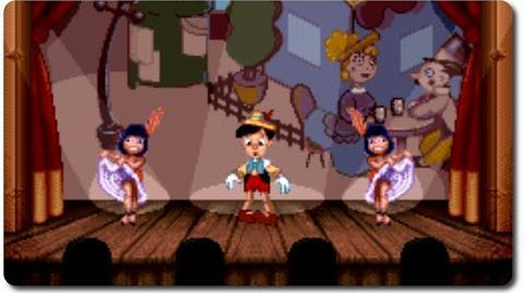 SNES Longplay 19 Pinocchio