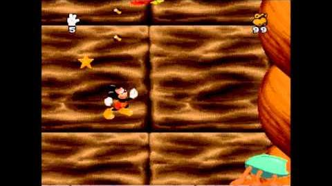 SNES Longplay - Mickey Mania