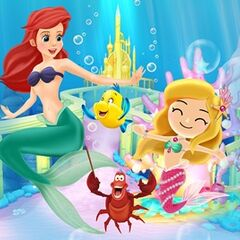 The Little Mermaid's World