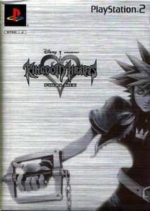 Kingdom Hearts Final Mix Boxart (Limited Edition)