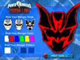 Power Rangers Mask Lab