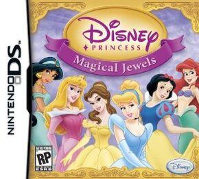 Disney Princess Magical Jewels DS