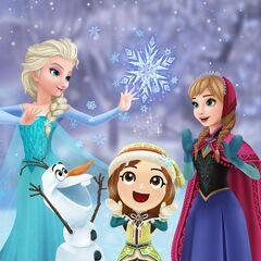 Frozen's World