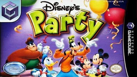Longplay of Disney's Party