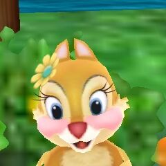 Clarice Chipmunk