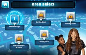 Kc undercov areas