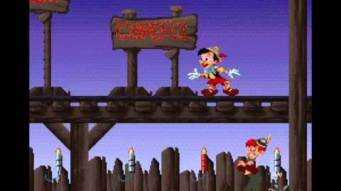 SNES Longplay 296 Pinocchio