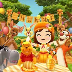 Winnie the Pooh's World