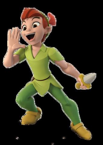 File:Disney Infinity 3 Peter Pan Render.png