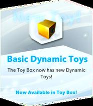 Basic Dynamic Toys