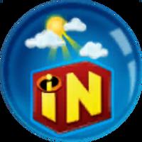 Skydome-Incredibles-Metroville Sky