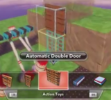 Automatic Double Door