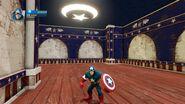 Captain America Room
