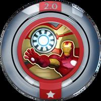 Costume-IronMan-Stark Arc Reactor