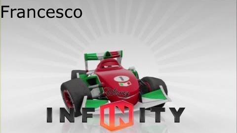 Francesco's Rush -Disney Infinity-