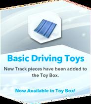 Basic Driving Toys
