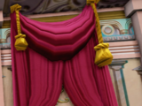 Cinderella Castle Drapes
