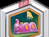 Alice in Wonderland's Caterpillar