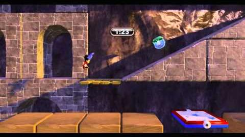 Disney Infinity - Sorceror Mickey Adventure - Gold Medal - Gameplay Walkthrough