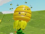 Pooh's Bee Hive