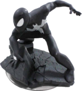 Character-SpiderMan-Black Suit Spider-Man