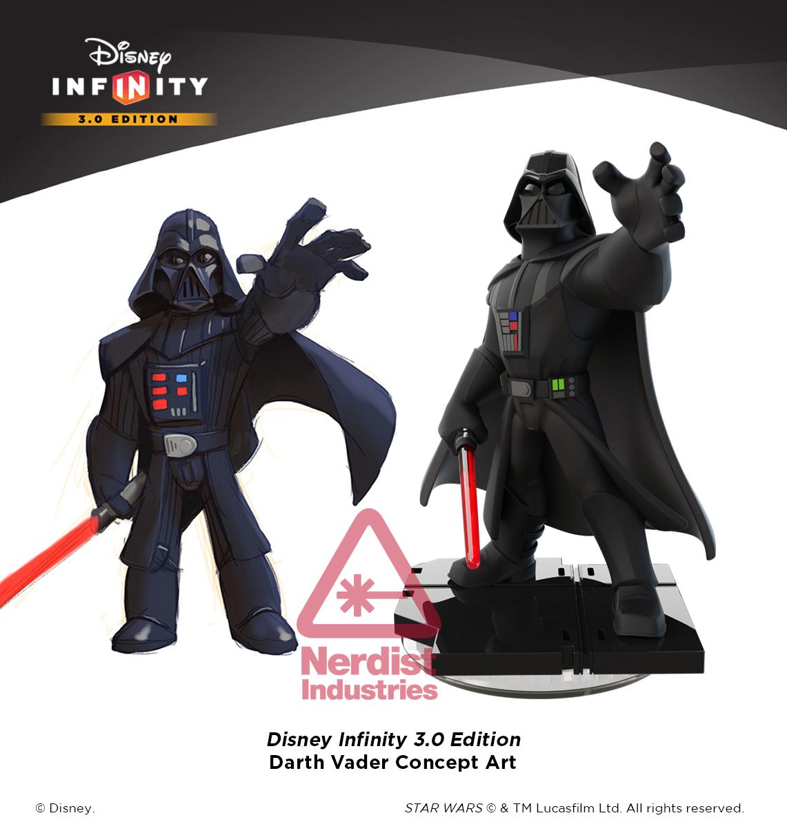 Darth Vader Disney Infinity Wiki Fandom Powered By Wikia