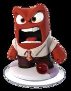 Disney INFINITY Anger Figure