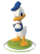 Donald Ducks figure