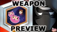 Disney Infinity Gravity Falls weapon power disc preview