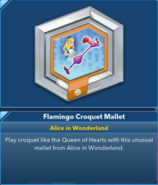 Flamingo Croquet Mallet 3.0