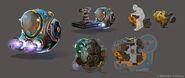GOG Mining Pod Claw 01