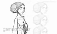 Leia Conceptart