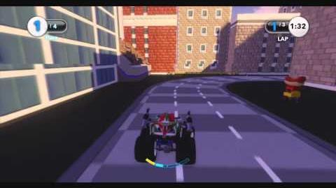 Racing Parade