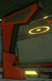 Star-Lord Light Pillar