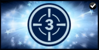 Ranged Attack Hits - Level 3