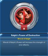 Ralph's Power of Destruction 3.0