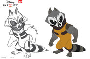 Raccoon Concept 2