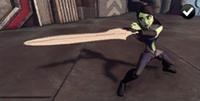 Gamora - Strong Finish