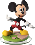 Character-ToonTown-Mickey Mouse