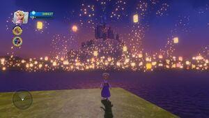 Rapunzel's Birthday Sky