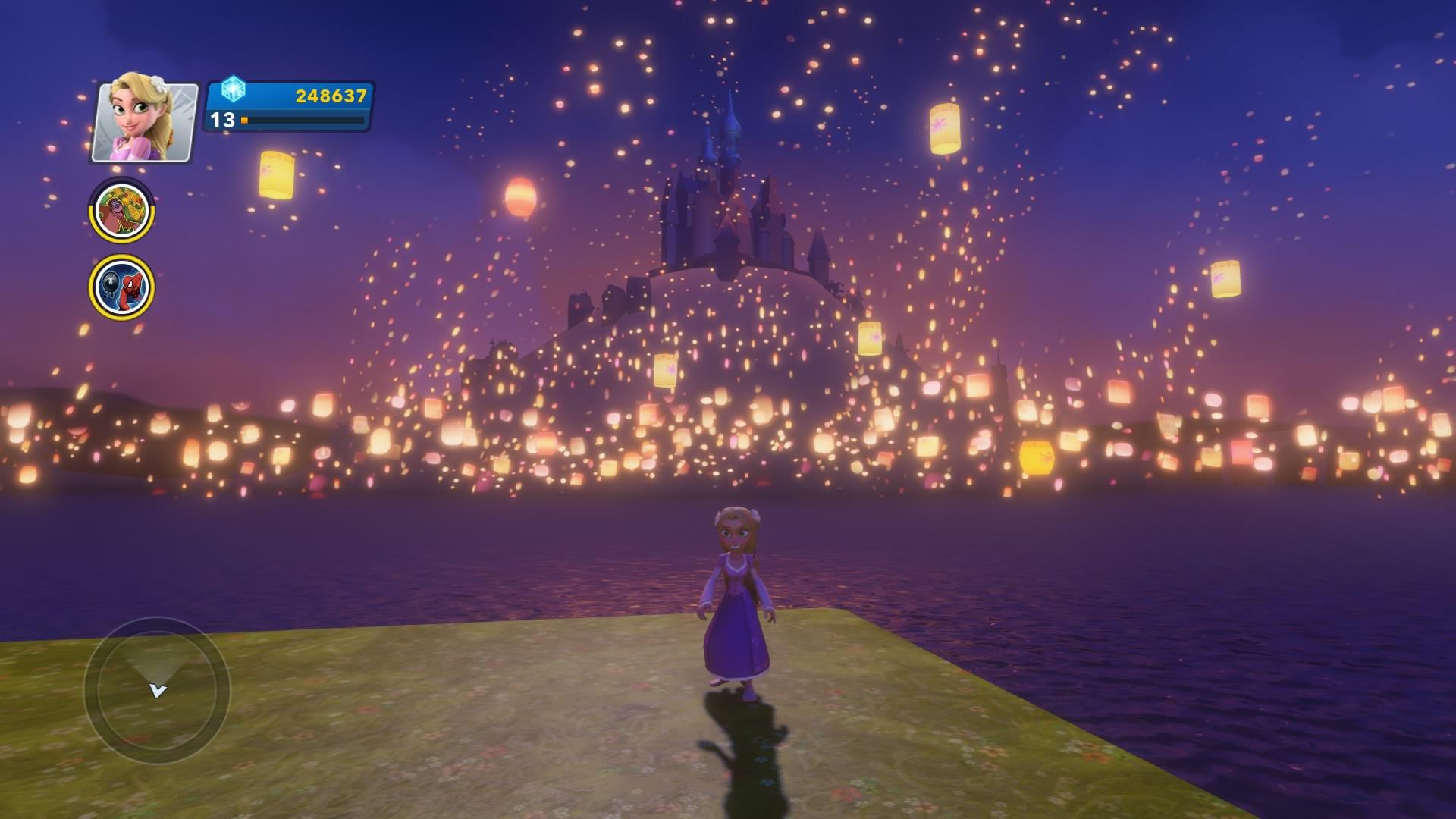 Rapunzel S Birthday Sky Disney Infinity Wiki Fandom