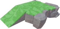 Small Ramp Cliff