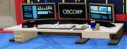 Large Oscorp Desk