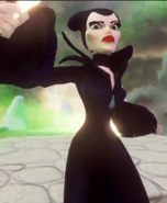 Maleficent in game