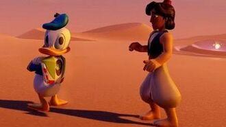 Disney Infinity 2.0 - Disney Treasure Hunt & Toybox Introduction