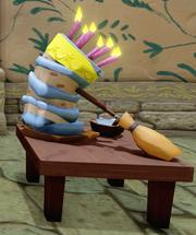 Aurora's Birthday Cake