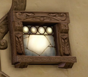 Dwarf's Cottage Window