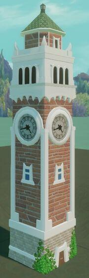 M.U. Clock Tower