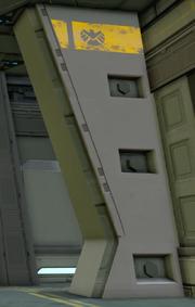 Helicarrier Pillar
