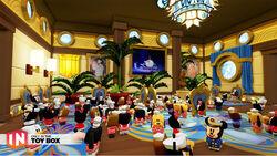DI3.0 Cruise Line Townperson